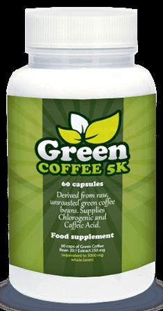 green coffee capsule pareri